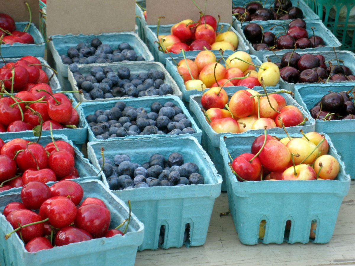 Finding Fresh:  Local Farmer's Markets in Wilmington and Beyond